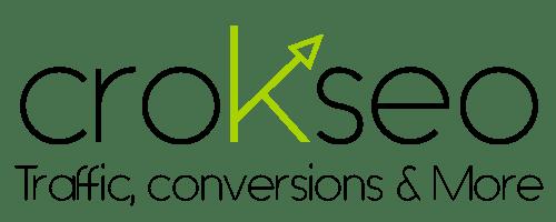logo crokseo agence SEO