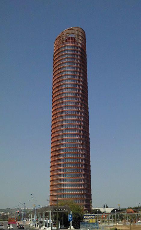 Torre Sevilla o Torre Pelli