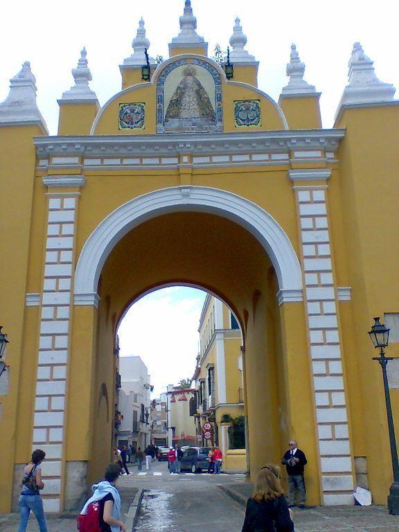 Arco de la Macarena (Sevilla)