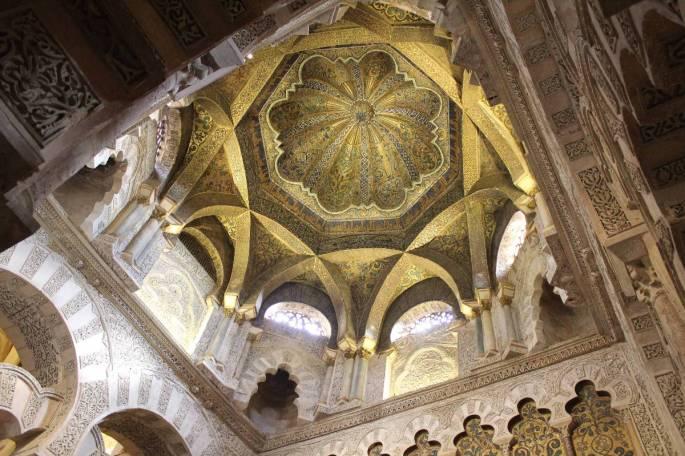 mezquita-cordoba-cupula