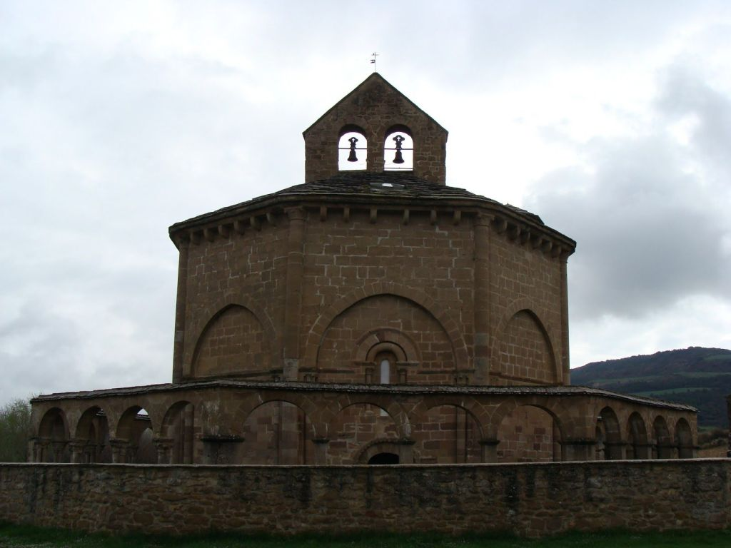 Iglesia de Santa María de Eunate (Navarra)