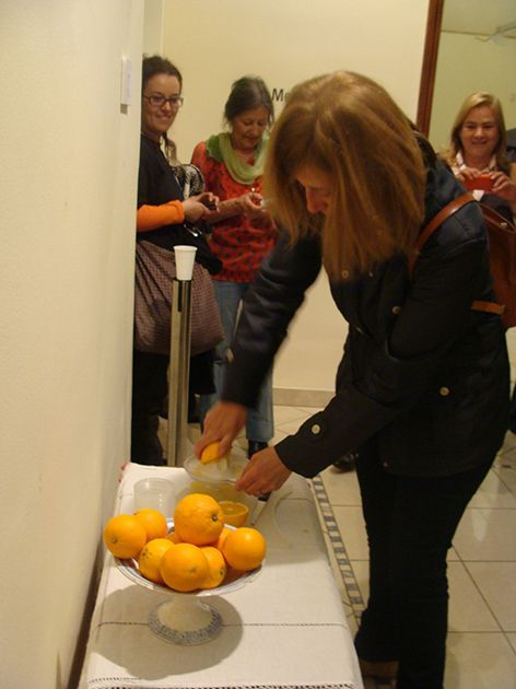 Instalacion Cel Taronja.