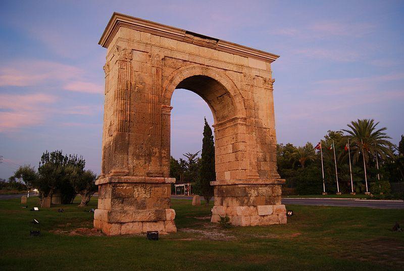 Arco de Berà.