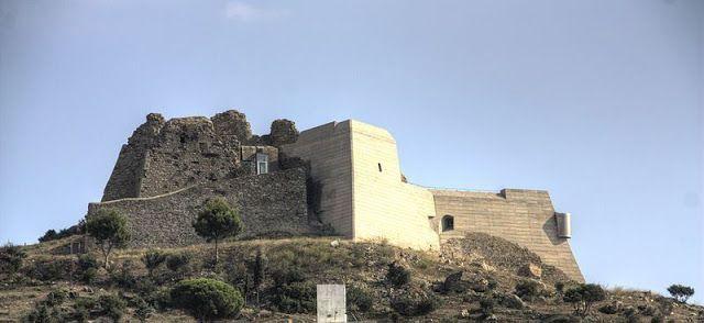 Castell de la Trinitat de Roses
