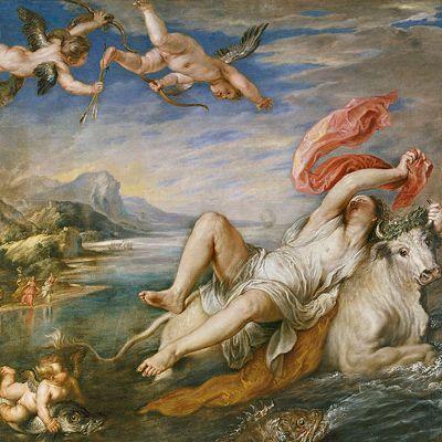La Mitología en el Arte: El Rapto de Europa