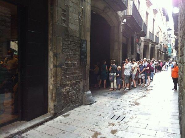 Colas-Museo-Picasso-Barcelona