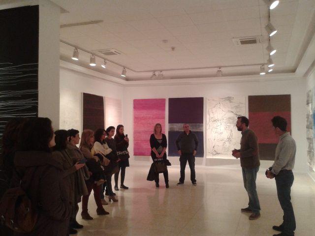 Un encuentro con el artista Paco Pérez Valencia