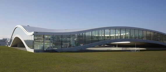 Rolex Learning Center