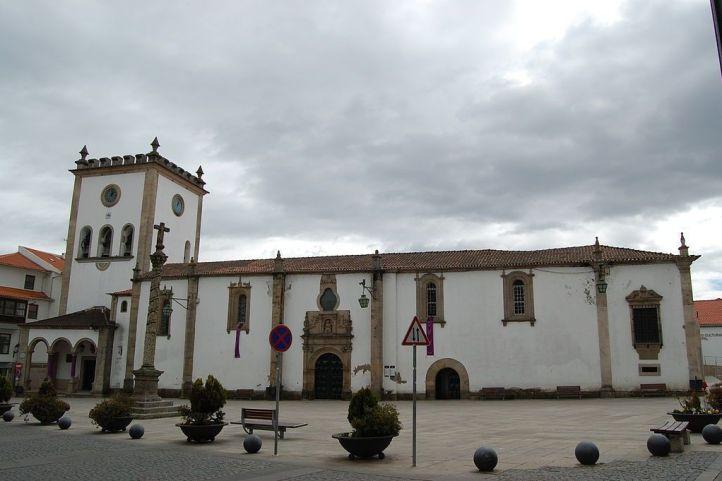 Inlesia de la Sé. (Braganza)