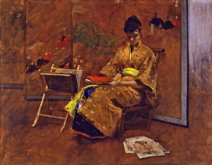 william-merrit-chase-kimono