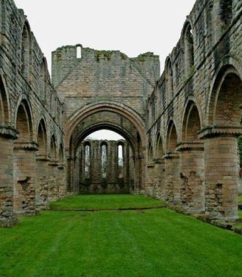 Abadia de Buildwas, Inglaterra