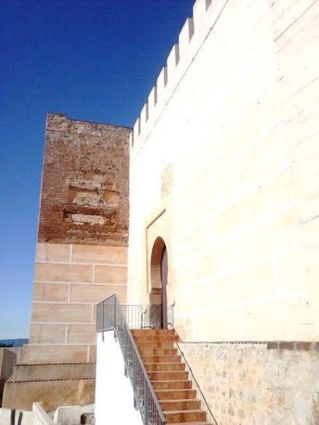 Castillo de Aroche, Puerta de la Reina.