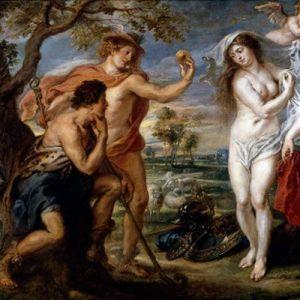 Rubens, Juicio de Paris.