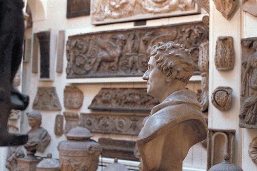 soane museum interior