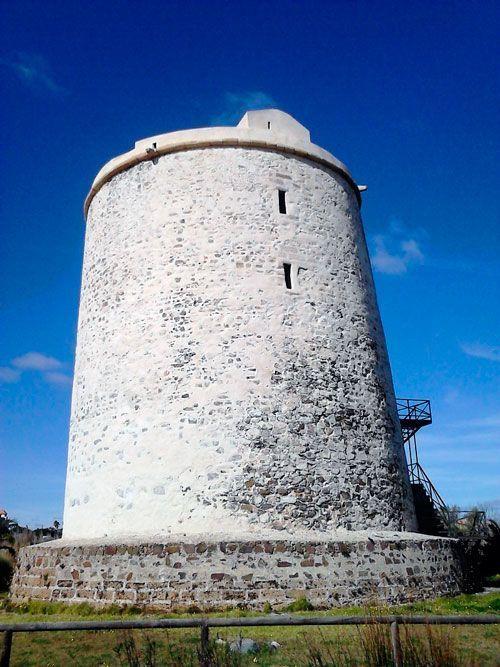 Torre de Canela, Ayamonte, Huelva.