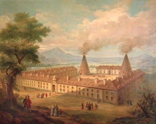Châteeau de la Verrerie, s. XVIII-XIX.