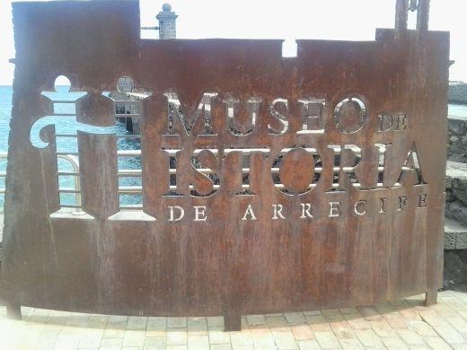 Museo de la Historia de Arrecife.
