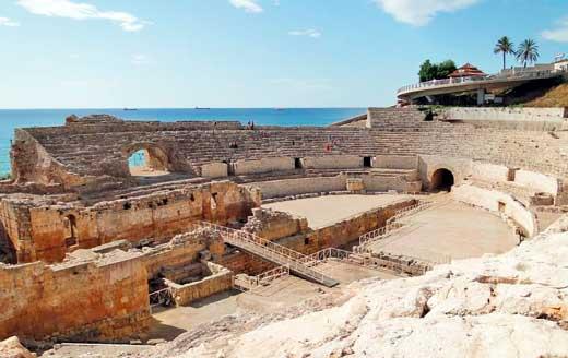 Anfiteatro Tarraco