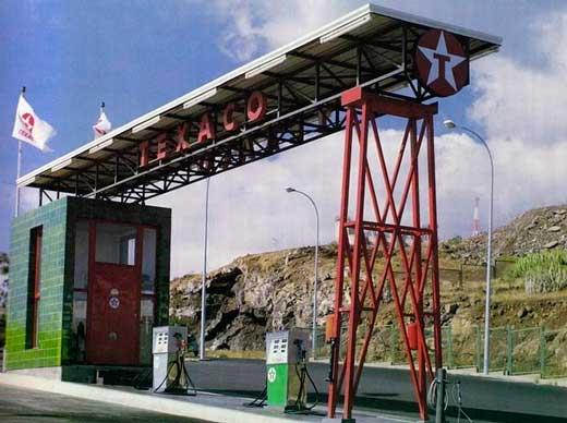 Gasolinera Texaco