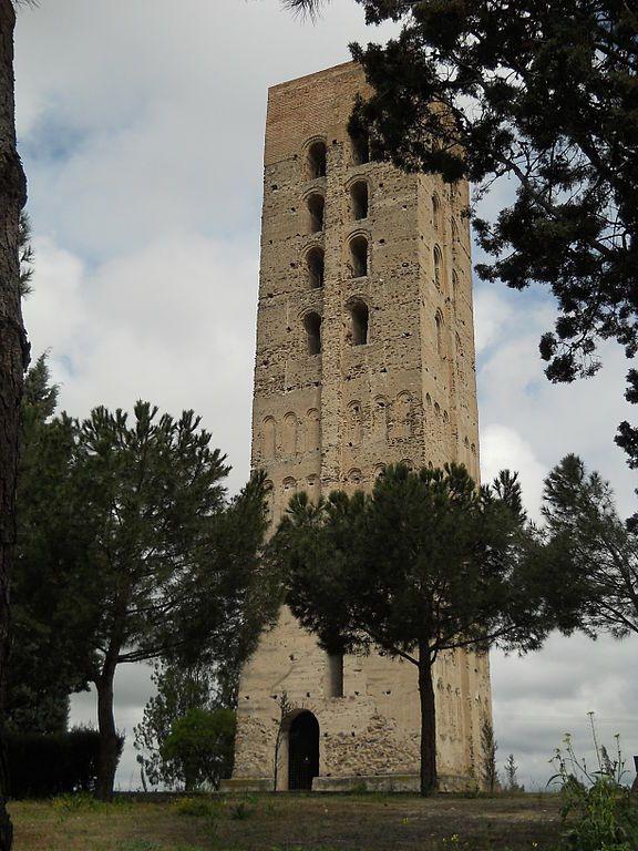Torre de San Nicolás, Villa de Coca, Segovia.