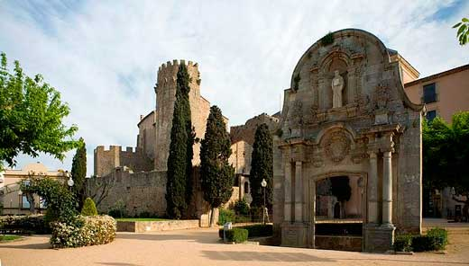 Arco de San Benet