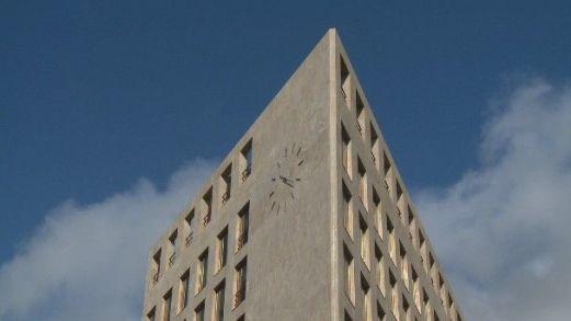 Edificio de Cajacanarias