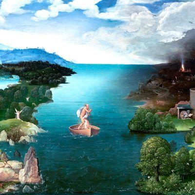 Mitología a través del arte: Caronte, el Barquero del Infierno