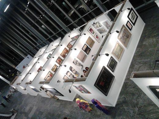 Módulo expositivo artsevilla