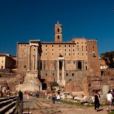 El monte Capitolio (más allá de los Museos Capitolinos)
