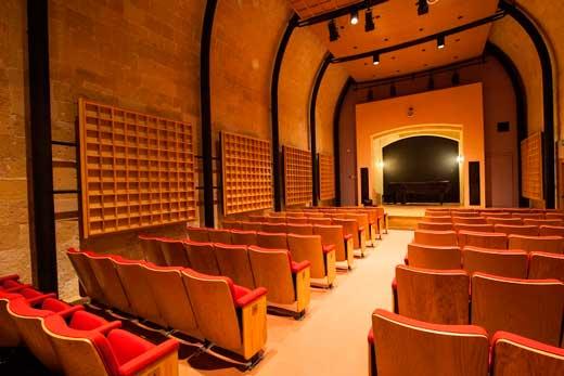 sala de conciertos