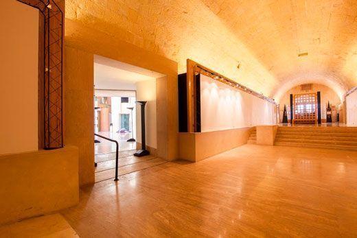 sala exposiciones
