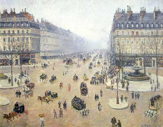 Boulevard de la Ópera