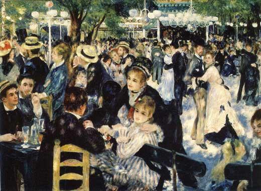 Renoir Moulin de la Galette