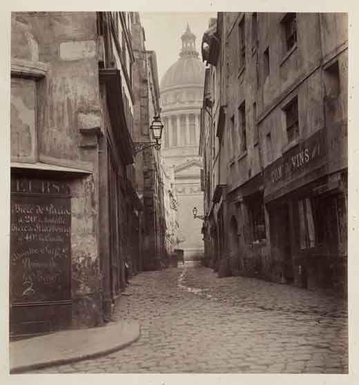Rue Sept Voles