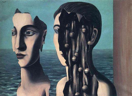 René Magritte - El Doble Secreto