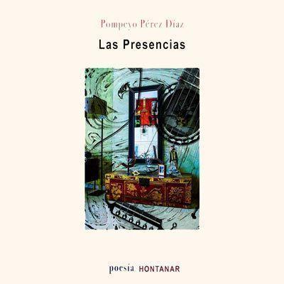 Libro Las Presencias de Pompeyo Pérez