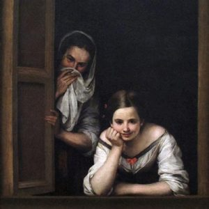 Pintura de Bartolomé Esteban Murillo