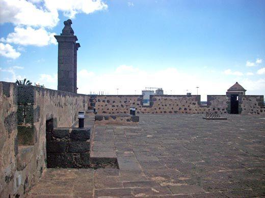 Cubierta del Castillo San José
