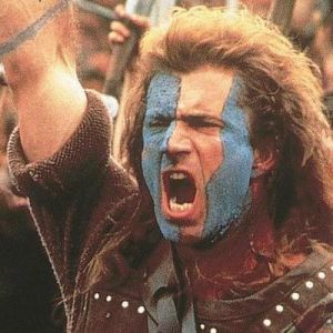 Fotograma de la película Braveheart