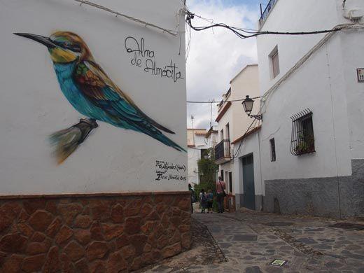 Almócita, Almería