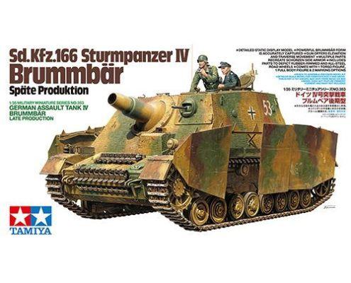 Tamiya 35353 · German Assault Tank IV Brummbär Late Production