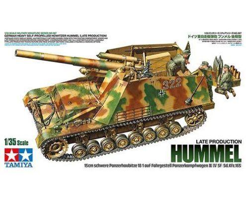 Tamiya 35367 · German Heavy Self-Propelled Howitzer Hummel (Late Production)