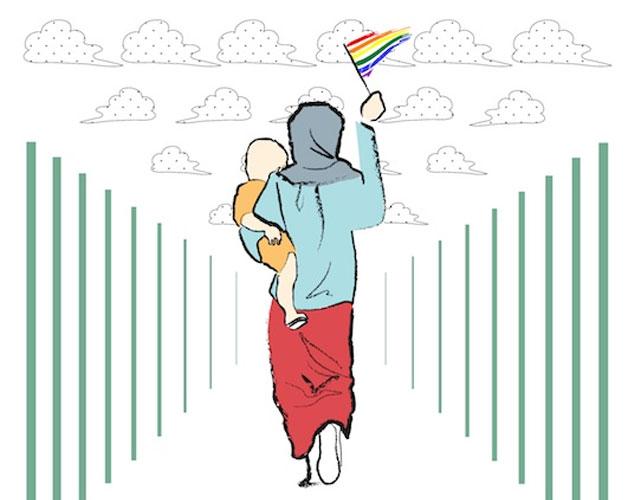 Mama Rainbow