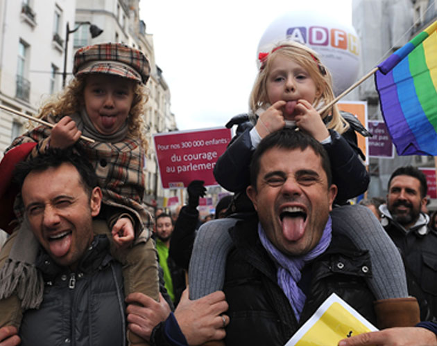 Francia matrimonio gay aprobado