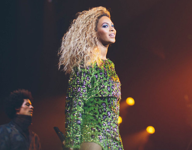 Beyoncé God made you beautiful