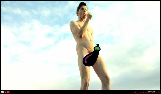 Anti Reproductive Mating Ritual Tor Erik Bøe naked