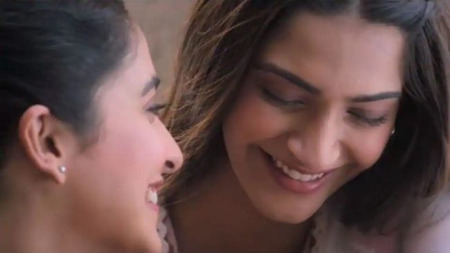Sonam Kapoor and Regina Cassandra in Ek Ladki Ko Dekha Toh Aisa Laga