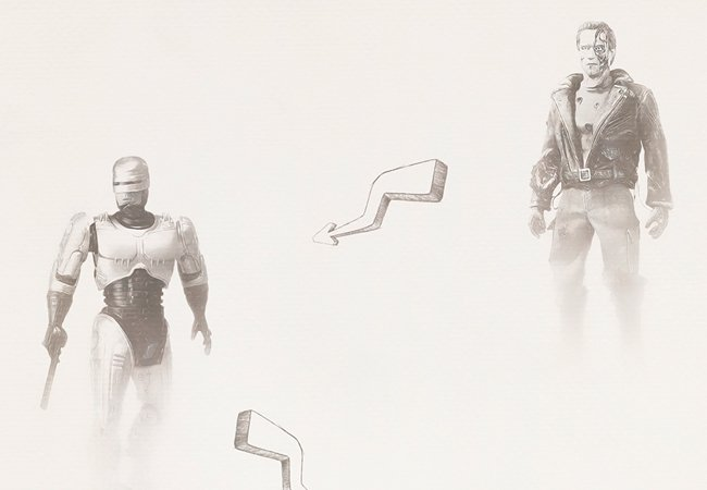 Reaqua :: Robôs