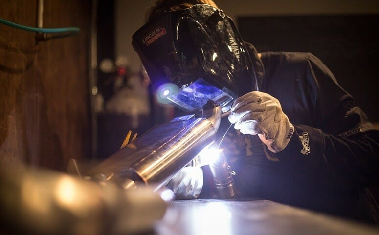 Welding Projects Profitable