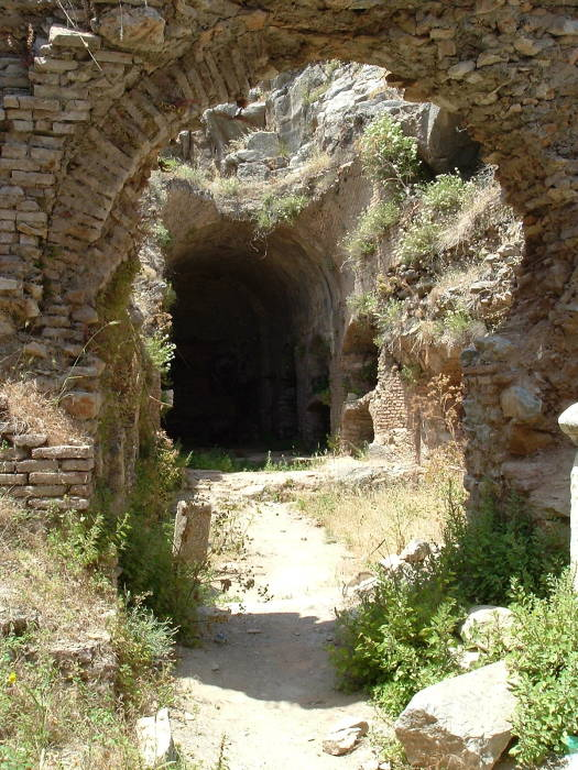The Cave Of Seven Sleepers